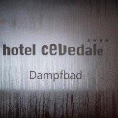 Hotel Cevedale Стельвио сауна