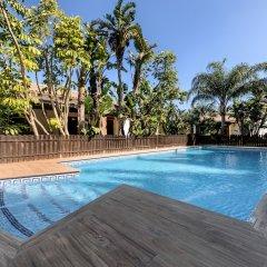 Отель Hacienda Roche Viejo Испания, Кониль-де-ла-Фронтера - отзывы, цены и фото номеров - забронировать отель Hacienda Roche Viejo онлайн бассейн фото 3