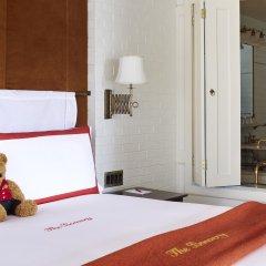 Отель The Bowery Hotel США, Нью-Йорк - отзывы, цены и фото номеров - забронировать отель The Bowery Hotel онлайн комната для гостей фото 2