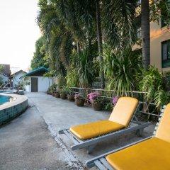 Отель Lily Residence Бангкок бассейн