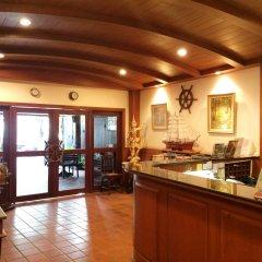 Отель Jomtien Boathouse Таиланд, Паттайя - отзывы, цены и фото номеров - забронировать отель Jomtien Boathouse онлайн интерьер отеля