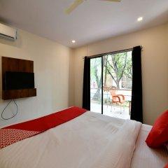 Отель OYO 26851 La Perla Resort Индия, Морджим - отзывы, цены и фото номеров - забронировать отель OYO 26851 La Perla Resort онлайн комната для гостей фото 3