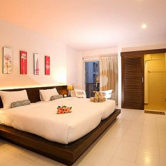 Urban Patong Hotel комната для гостей фото 4