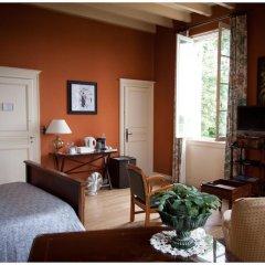 Отель Chateau Franc Pourret Франция, Сент-Эмильон - отзывы, цены и фото номеров - забронировать отель Chateau Franc Pourret онлайн комната для гостей фото 5