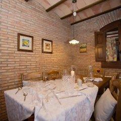 Отель Casa Rural El Tenado Трухильо питание