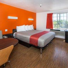 Отель Motel 6 Hollywood США, Лос-Анджелес - отзывы, цены и фото номеров - забронировать отель Motel 6 Hollywood онлайн комната для гостей фото 3