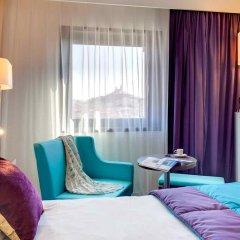 Отель Mercure Marseille Centre Vieux Port комната для гостей фото 5