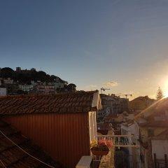 Отель Travessa do caracol балкон