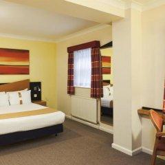 Отель Holiday Inn Express London Victoria комната для гостей фото 10