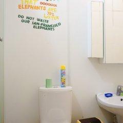 Хостел Сан-Франциско ванная