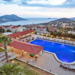 Samira Resort Hotel Aparts & Villas бассейн