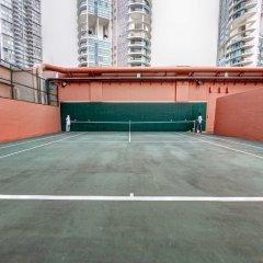 Апартаменты Great World Serviced Apartments парковка
