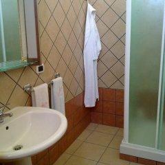 Отель B&B Anfiteatro Campano Италия, Капуя - отзывы, цены и фото номеров - забронировать отель B&B Anfiteatro Campano онлайн ванная