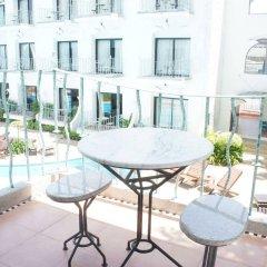 Отель Naklua Beach Resort балкон