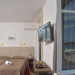 Отель Konstantinoupolis Hotel Греция, Корфу - отзывы, цены и фото номеров - забронировать отель Konstantinoupolis Hotel онлайн комната для гостей фото 4