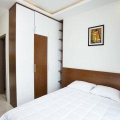 Апартаменты Beach Front Oceanous Apartment Нячанг комната для гостей фото 3