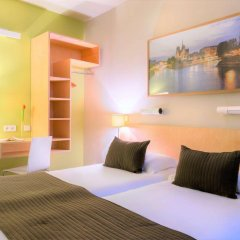 Hotel Glasgow Monceau Paris by Patrick Hayat Париж комната для гостей
