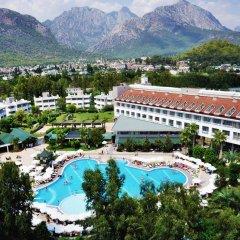 Отель Sherwood Greenwood Resort – All Inclusive бассейн