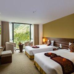 Muong Thanh Grand Nha Trang Hotel комната для гостей