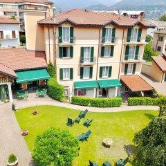 Отель Santanna Италия, Вербания - отзывы, цены и фото номеров - забронировать отель Santanna онлайн балкон