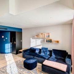 Отель Apex Waterloo Place Эдинбург комната для гостей