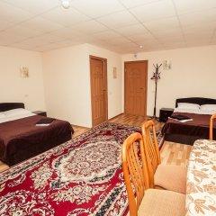 Гостиница Ласточка комната для гостей фото 4