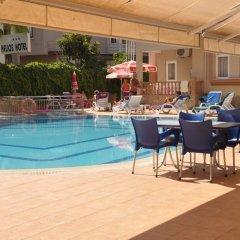 Helios Hotel Турция, Сиде - отзывы, цены и фото номеров - забронировать отель Helios Hotel - All Inclusive онлайн бассейн фото 3