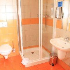 Akcent hotel ванная фото 2
