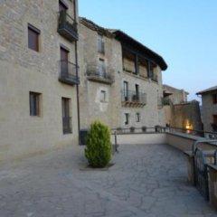 Отель Apartamentos La Luna Сос-дель-Рей-Католико
