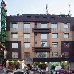Отель Grand Plaza Индия, Нью-Дели - отзывы, цены и фото номеров - забронировать отель Grand Plaza онлайн вид на фасад