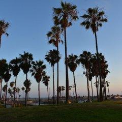 Отель Samesun Venice Beach Лос-Анджелес помещение для мероприятий