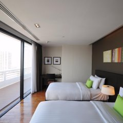 Отель Fraser Suites Sukhumvit, Bangkok Таиланд, Бангкок - отзывы, цены и фото номеров - забронировать отель Fraser Suites Sukhumvit, Bangkok онлайн комната для гостей фото 3