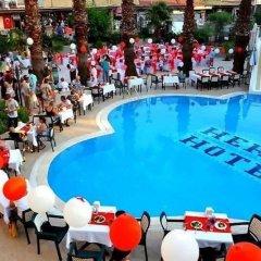 Hera Beach Hotel Турция, Сиде - отзывы, цены и фото номеров - забронировать отель Hera Beach Hotel онлайн помещение для мероприятий