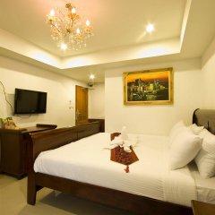 Отель Richly Villa Бангкок комната для гостей фото 5