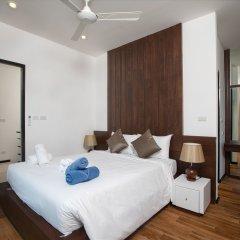 Отель Villa Maluku Пхукет комната для гостей
