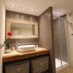 Отель Eremo delle Fate Сполето ванная