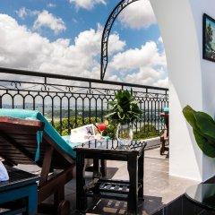 Отель River View Hotel Вьетнам, Хюэ - отзывы, цены и фото номеров - забронировать отель River View Hotel онлайн балкон
