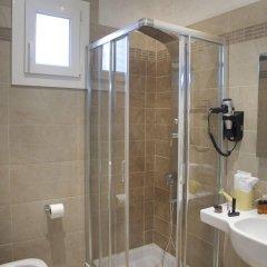 Отель Britannia Римини ванная