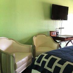 Отель Crown Motel США, Лас-Вегас - отзывы, цены и фото номеров - забронировать отель Crown Motel онлайн комната для гостей фото 5