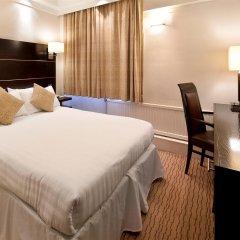 Mercure Glasgow City Hotel 3* Люкс с различными типами кроватей фото 2