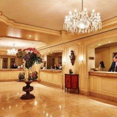 Отель Steigenberger Frankfurter Hof интерьер отеля фото 3