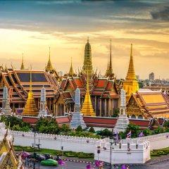 Отель Dewan Bangkok пляж
