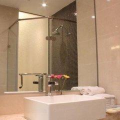 Отель Chengdu Lemon Inn ванная