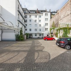 Hotel Antares Düsseldorf фото 4