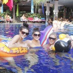 Отель Bounty Бали детские мероприятия