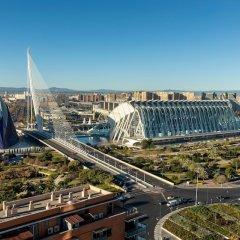 Отель ILUNION Aqua 3 Испания, Валенсия - 1 отзыв об отеле, цены и фото номеров - забронировать отель ILUNION Aqua 3 онлайн балкон
