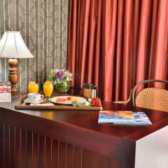 Отель Plaza San Martin Гондурас, Тегусигальпа - отзывы, цены и фото номеров - забронировать отель Plaza San Martin онлайн в номере фото 2