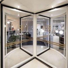 Отель Aalborg Somandshjem Алборг фитнесс-зал