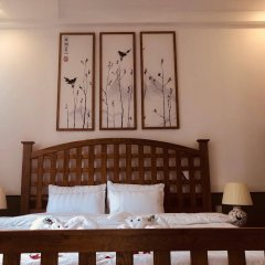 Отель Fantrip Homestay Далат комната для гостей фото 2