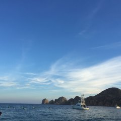 Baja's Cactus Hostel Кабо-Сан-Лукас пляж фото 2